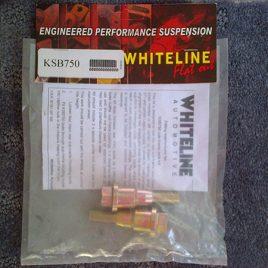 Whiteline Subframe Lock Bolt Kit – KSB750