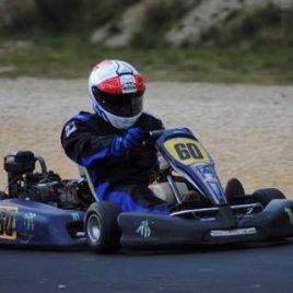 Michael Burke Racer